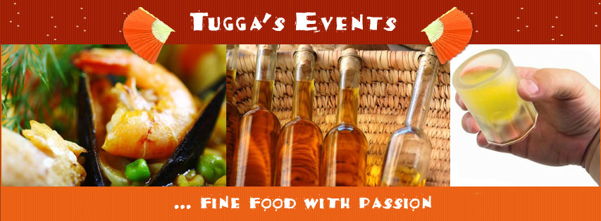 Tuggas Events fine food with passion